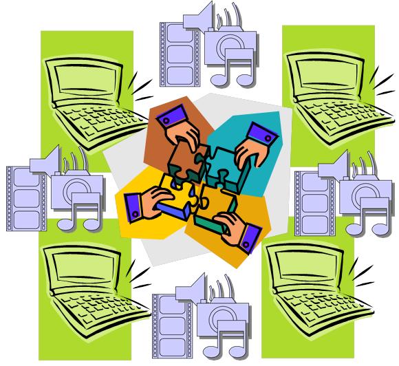 Auf Filesharingprogramme müssen Eltern den PC ihrer Kinder mindestens einmal im Monat überprüfen
