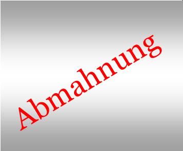"""Abmahnung Noel Gutmann durch Rechtsanwalt Gereon Sandhage wegen Werbung mit """"Eco-Leder"""""""